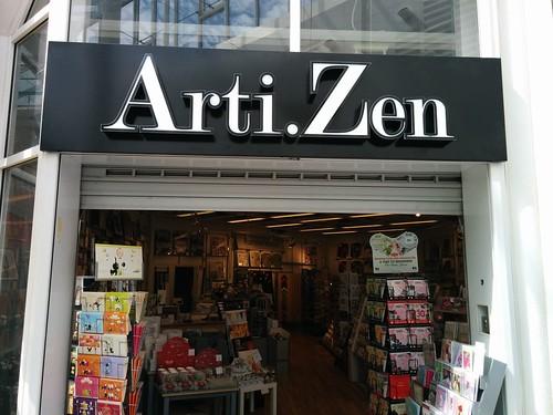 Arti Zen galleria