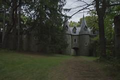 Dundas Castle (katherinecaprio) Tags: castle abandoned woods nikon decay cottage adventure explore urbanexploration vacant mansion derelict ue urbex d610