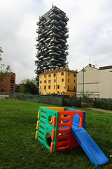 (B Plessi) Tags: milan vertical forest italia milano italie milam bgp verticale bosco 2014 boeri