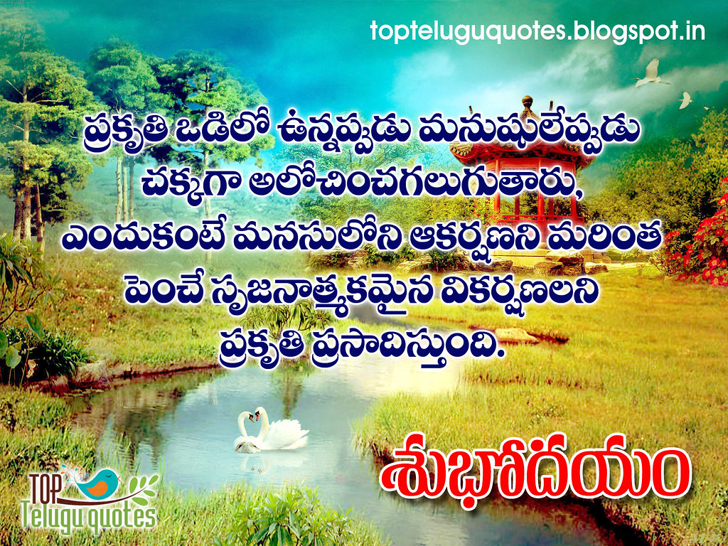 50 All Is Well Quotes In Telugu life quotes short and tumbler