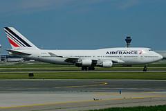 F-GITD (Air France) (Steelhead 2010) Tags: boeing airfrance yyz b747 freg b747400 fgitd