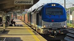 Tramesa (Juanav) Tags: portugal tren porto oporto campanha 335 mercante comsa tramesa 335001