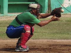 Bisbol / Baseball (Cristian Ek) Tags: canon mexico baseball deporte catcher shutterspeed beisbol bisbol reydelosdeportes canonsx50hs velocidaddeobturacinalra