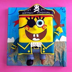 Spongebob Pirate Party - Fondant Cakes - Johor Bahru CakeDeliver http://cakedeliver.com/Fondant_3D_Spongebob_Pirate_Party/#cakeshop #3dcake #birthdaycake #kidscake #themedcake #cakestore #cakehouse #creativecake #designedcake #spongebob #klang (Cakedeliver.com Malaysia Cake House) Tags: birthdaycake spongebob klang cakeshop cakestore cakehouse creativecake kidscake 3dcake themedcake designedcake