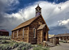 Bodie Methodist Church (Dave Toussaint (www.photographersnature.com)) Tags: california statepark ca travel sky usa cloud storm church nature northerncalifornia canon landscape photo interestingness google interesting photographer picture july clarity explore adobe getty ghosttown bodie methodist hdr adjust 1882 2015 denoise topazlabs photographersnaturecom davetoussaint bodiehistoricghosttown 5dmarkiii photoengine oloneo bodiefoundation photoshopcc norfcal