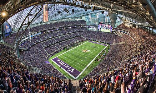 us bank stadium minneapolis mn #boldnorth