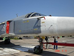 """Sukhoi Su-24М Fencer 3 • <a style=""""font-size:0.8em;"""" href=""""http://www.flickr.com/photos/81723459@N04/32905383536/"""" target=""""_blank"""">View on Flickr</a>"""