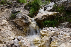 DSC_5034 (marcus.liefeld) Tags: italien alpen dolomiten südtirol gröden langkofel sassolungo bach wasserfall