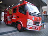 Mitsubishi Canter Fire Truck (SDA007) Tags: なにわ naniwa
