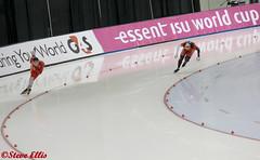 World Cup Kearns oval Norway vs Canada 1800m 2-19-2011 (steveellis12) Tags: wordcup