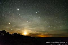 Starry starry night (Jedimaster_TC) Tags: arizona sky usa nature night stars landscape grandcanyon az galaxy astrophotography