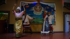 Убогий концерт в Лхасе, Тибет