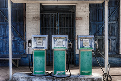 No Gas Here (Scott LePage) Tags: ga georgia roadside americasvanishiing