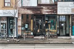 683 Queen St W (Kevin Steele) Tags: storefront queenstreetwest queenstreet queenstw