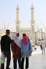 sesi foto seblum tawaf wada (laviosa) Tags: family candid haram mecca umroh 2014 mekkah jabalrahmah masjidil masjidilharam jabaltsur arminareka pullmangrandzamzam