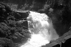 Cascade (schetticat) Tags: white black water austria europe wasserfall cascade krimml