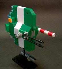 "Vortai Support Frigate ""Deacon"" (Rphilo004) Tags: ship lego space scifi spaceship homeworld spacecraft moc microspace microscale"