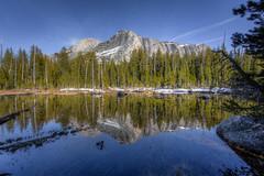 Yosemite Vernal Pool Reflection (Jeffrey Sullivan) Tags: california park trees copyright usa mountain reflection jeff nature water pool canon landscape photo nationalpark may national yosemite sullivan vernal smugmug 2014 yose 5dmarkiii