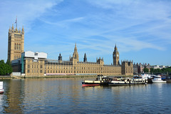 Parliament (John A King) Tags: houses thames river parliament