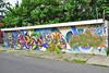 North Philly Wall Bombing (damonabnormal) Tags: street city urban june graffiti fuji pa philly graff aerosol phl philadephia urbanphotography 2014 urbanite x100 the215 philadelphiagraffiti wallbombing phillygraff