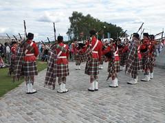 Dunedin High School Scottish Highlanders (cessna152towser) Tags: scotland kilt bagpipes pipeband bannockburn