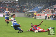 """Vorbereitungsspiel MSV Duisburg vs. FC Bayern Muenchen • <a style=""""font-size:0.8em;"""" href=""""http://www.flickr.com/photos/64442770@N03/14528813067/"""" target=""""_blank"""">View on Flickr</a>"""