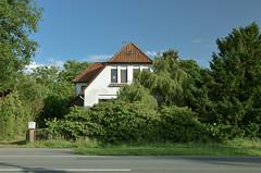 This one is personal (Der Urbanist) Tags: trees architecture deutschland decay nowhere architektur lonely bume niedersachsen lowersaxony verfall barnstorf