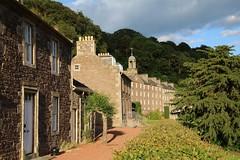 Photo of New Lanark, Scotland (Unesco world heritage site)