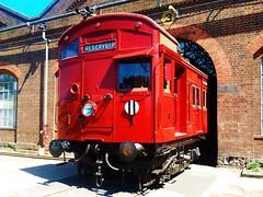 Former Victorian Railways, Tait Suburban Electric (SHANERROL) Tags: train newport railways tait electrictrain passengertrain victorianrailways steamrail