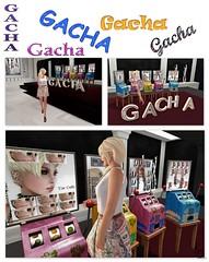 09 Ohhhh Gacha (Kylie Quinn) Tags: arcade secondlife gacha virtualworld voodoodollz