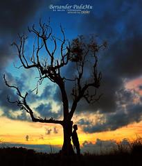 BERSANDAR PADAMU (alzikr) Tags: sunset people landscape malaysia kampung aku terengganu hanya rollies gito padamu manir bersandar baloh bergantug