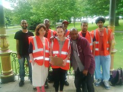 Community Monitors - Ready to Rumble at Simmer Down 2014