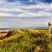 An Evening On Spurn Head, Small Panoramic shot.
