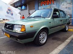 1983 Volvo 360 GLT (Yohai_Rodin) Tags: classic cars car club israel 5 five haifa