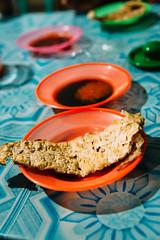 Grilled Cuttlefish (yemaria) Tags: food indonesia yummy nikon raw delicious local cuttlefish grilled belitung tanjungpandan belitong yemaria juhibakar