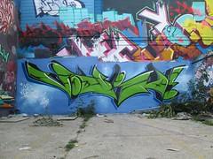 VODKA (Brighton Rocks) Tags: graffiti brighton place oxford vodka