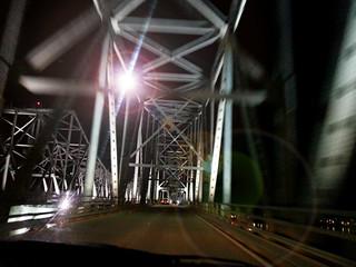 Fleeing Mississippi at Midnight