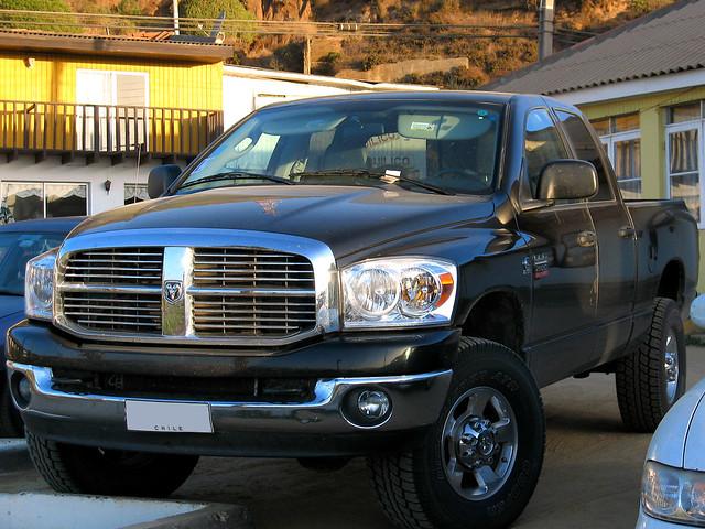4x4 pickup ram camionetas heavyduty ram2500 quadcab dodge2500 rambighorn