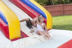 GrandkidsBday_7-27-14-3076 (RobBixbyPhotography) Tags: birthday party grandchildren waterslide grandkid
