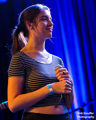 Dresses @ Neumos (Kirk Stauffer) Tags: show seattle lighting portrait musician music woman usa brown cute girl smile smiling female hair lights us photo washington concert nikon women long pretty tour singing song stage gig performing band july stomach pop event entertainment wash dresses tummy singer indie wa heller ponytail perform hip hop timothy brunette venue abs vocals capitolhill kirk neumos entertain stauffer 2014 d4 timothyheller kirkstauffer