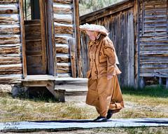 Bannack Montana (Pattys-photos) Tags: montana reenactment bannack