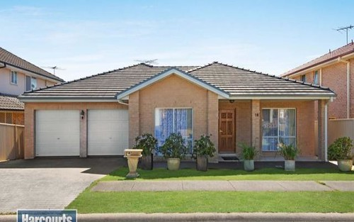 18 Lavender Avenue, Kellyville NSW