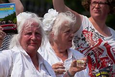 Ouwe hoeren / Old Hookers (Edwin van Tilburg - Oss - Netherlands) Tags: amsterdam iamsterdam gaypride hooker edwin canalparade hookers 2014 prositutes ouwehoeren edwinvantilburg