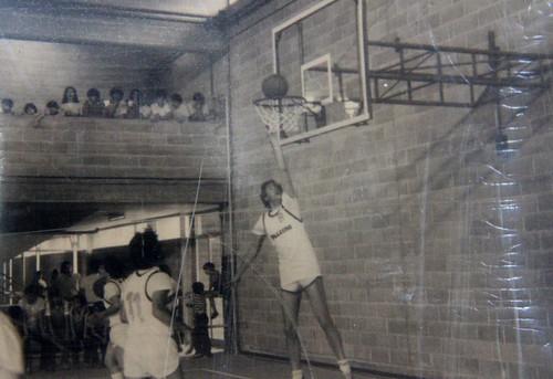 Collegno Basket in azione palestra Gramsci (1)
