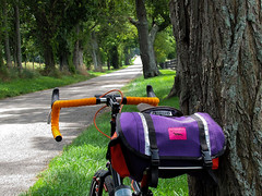 bag (cleotalk) Tags: bicycle kentucky swift industries