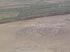Tell Bismaya (38SNA612860) (APAAME) Tags: archaeology ancienthistory tell iraq middleeast tall airphoto oblique aerialphotography aerialphotograph geocity camera:make=canon exif:make=canon aerialarchaeology geocountry camera:model=canonpowershotg5 geostate exif:model=canonpowershotg5 exif:lens=72288mm exif:aperture=ƒ56 exif:isospeed=50 geo:lat=32409974 geo:lon=45648403 exif:focallength=288125mm tellbismaya pleiades:depicts=894129 geo:location=to32409378678456508275779tellbismaya38sna612860