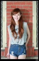 nEO_IMG_DP1U7509 (c0466art) Tags: show light portrait cute girl beautiful smile canon big eyes pretty sweet quality south taiwan lovely charming  kaoshiung outdoot 1dx c0466art