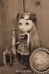 Steampunk Blythe 7