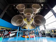 Saturn V Rocket (Qiou87) Tags: huntsville space alabama olympus center nasa rocket saturnv saturn5 saturnrocket rocketspacecenter