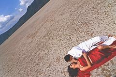 Santa & Sergio (silvalejandrinaescobar) Tags: rojo sayula